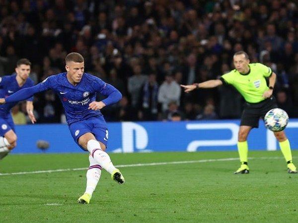 Lampard Buka Suara Soal Penalti Ross Barkley