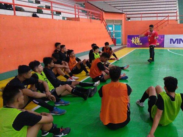 Langkah Terakhir Tuah Sakato Untuk Menembus Liga Futsal Profesional Indonesia