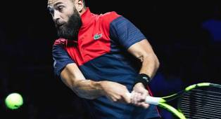 Meski Tertatih, Benoit Paire Kandaskan Rekan Senegaranya Di Moselle Open