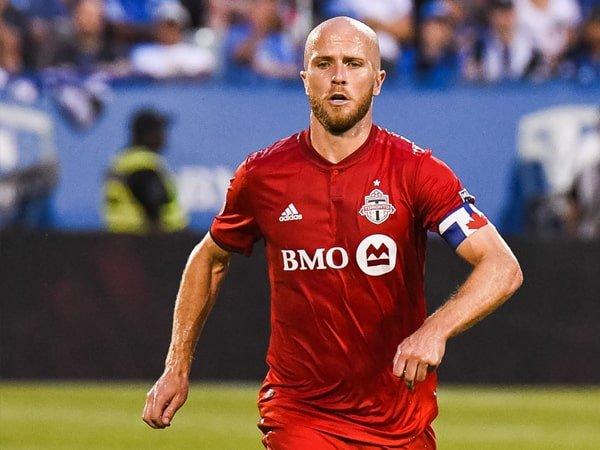 Michael Bradley Ingin Bertahan Lebih Lama di Toronto FC