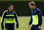 Monreal Sebut Alexis Sanchez Rekan Terbaiknya di Arsenal