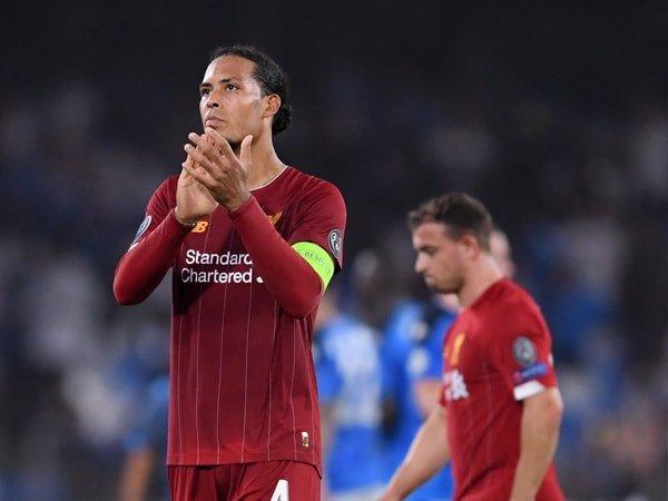 Van Dijk Belum Bahas Perpanjangan Kontrak di Liverpool