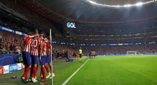 Wanda Metropolitano Jadi Benteng Kokoh Atletico Madrid di Kompetisi Eropa