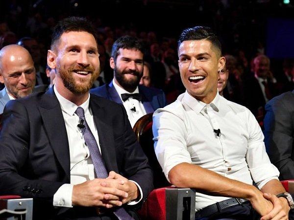 Cristiano Ronaldo Targetkan Pensiun dengan Delapan Gelar Ballon d'Or