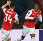 Dua Starlet Arsenal Bersinar Dalam Kemenangan 3-0 Atas Frankfurt