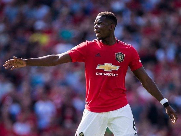 Man Utd Siapkan Kontrak Baru Untuk Paul Pogba