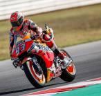 Marquez Enggan Kendurkan Performa di GP Aragon