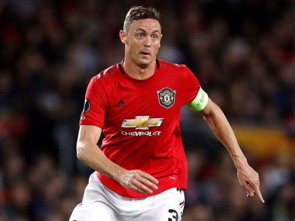 Matic Puji Penampilan Pemain Muda Manchester United