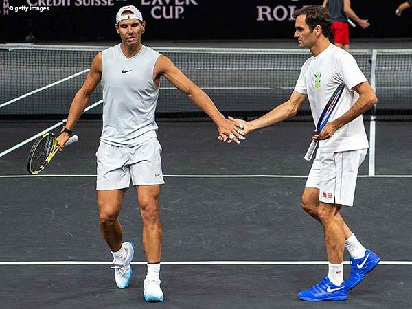 Rafael Nadal Kembali Ramaikan Laver Cup, Begini Pandangan Roger Federer