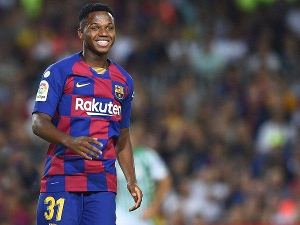 Rivaldo Klaim Ansu Fati Bisa Bikin Barcelona Tak Kejar Neymar Lagi