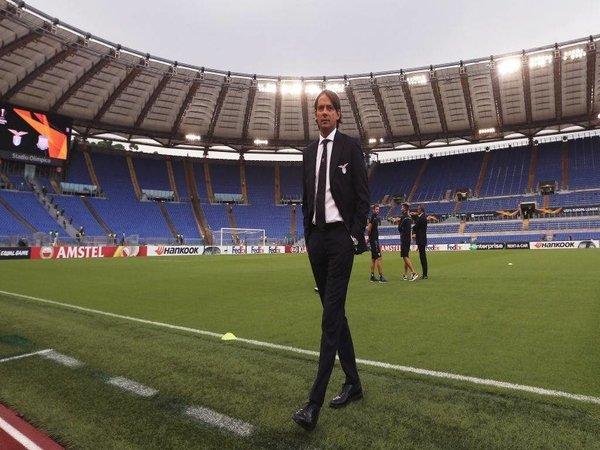 Simone Inzaghi Sebut Lazio Tak Pantas Kalah dari CFR Cluj