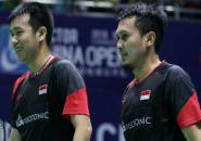 China Open 2019: Tundukkan Li/Liu, Ahsan/Hendra Ciptakan All Indonesian Finals