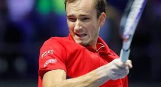 Daniil Medvedev Semakin Dekat Dengan Final Lainnya Di St. Petersburg