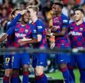 La Liga 2019/2020: Prakiraan Susunan Pemain Granada Kontra Barcelona