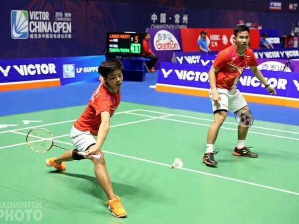 Dechapol/Sapsiree Kalah, Thailand Tanpa Wakil di Final China Open 2019