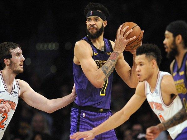 JaVale McGee Pede Dipilih Jadi Starter Untuk Skuat Lakers Musim Depan