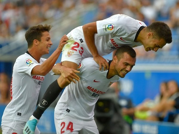 La Liga 2019/2020: Prakiraan Susunan Pemain Sevilla Kontra Real Madrid