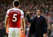 Ringankan Sokratis, Emery Pasang Badan Atas Performa Melempem Arsenal Lawan Watford