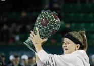 Untuk Kali Pertama Dalam Kariernya, Karolina Muchova Naik Podium Juara Di Seoul