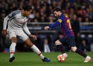 Van Dijk Tak Kecewa Kalah dari Messi dalam Penghargaan Pemain Terbaik FIFA