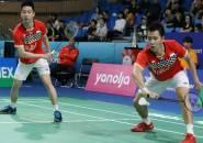 Korea Open 2019: Kevin/Marcus Melaju ke Babak Dua