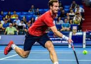 Penuh Perjuangan, Andy Murray Petik Kemenangan Pertama Di Zhuhai
