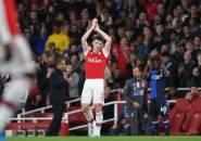 Aubameyang dan Lacazette Tanggapi Debut Tierney Bersama Arsenal