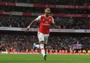 Aubameyang Diperkirakan Bakal Jadi Kunci Duel Arsenal vs United