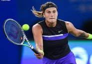 Jinakkan Petenis Peringkat 1 Dunia, Aryna Sabalenka kembali Ke Final Di Wuhan