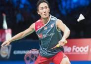 Kento Momota vs Chou Tien Chen di Final Korea Open 2019