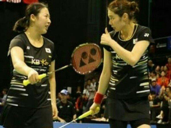 Korea Open 2019: Tuan Rumah Pastikan Gelar Ganda Putri