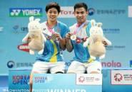 Juara di Korea Open 2019, Dechapol/Sapsiree Ciptakan Sejarah