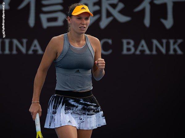 Caroline Wozniacki Kembali Ke Perempatfinal Di Beijing