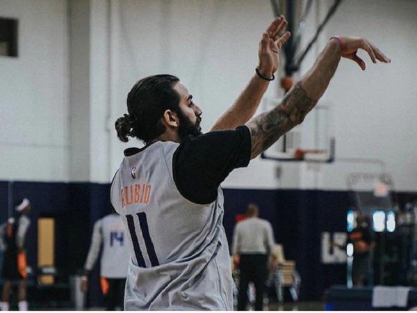 Latihan Perdana Bersama Suns, Ricky Rubio Banjir Pujian