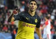 Achraf Hakimi Buka Peluang Menetap Bersama Borussia Dortmund