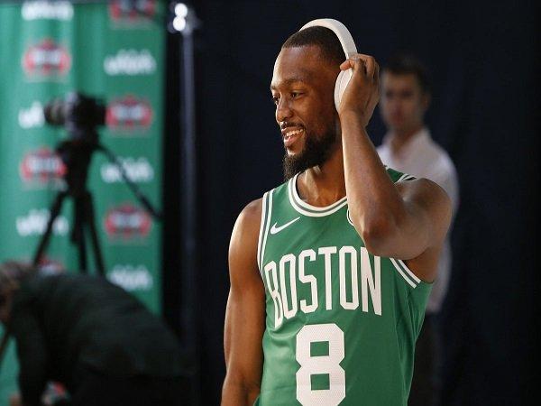 Fans Celtics Taruh Harapan Besar Kepada Kemba Walker