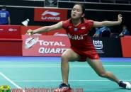 Indonesia Masters 2019: Ruselli Kandas di Perempat Final