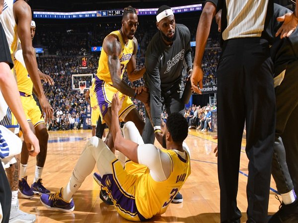 D'Angelo Russell Berikan Pujian Kepada Skuat Baru Lakers