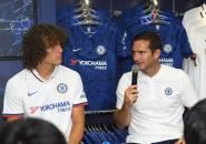 David Luiz Hengkang dari Chelsea karena Frank Lampard