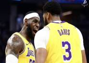 LeBron James Terpukau Dengan Debut Anthony Davis Bersama L.A Lakers