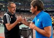 Sarri Kagumi Conte, Harapkan Juventus Bermain dengan Cara Sendiri