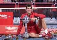Tokyo Sambut Novak Djokovic Sebagai Juara