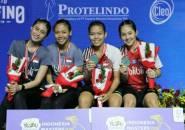 Hasil Final Indonesia Masters 2019: China Borong Empat Gelar