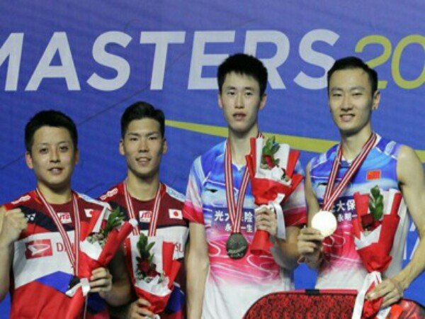 YUZU Indonesia Masters 2019: Zhang Nan/Ou Xuanyi Sabet Gelar Juara