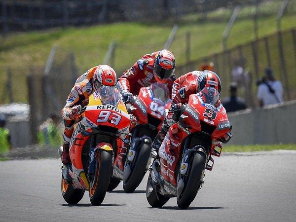 Bos Ducati: Tak Ada yang Tahu Cara Kalahkan Marquez