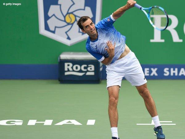 Hadapi Roger Federer Di Shanghai, Begini Perasaan Albert Ramos Vinolas
