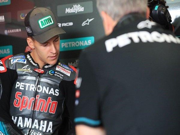 Kembali Gagal Kalahkan Marquez, Quartararo Dinilai Kalah Pengalaman