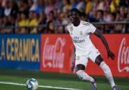 Mendy Berharap Bisa Segera Pulih dan Berlatih Kembali dengan Madrid
