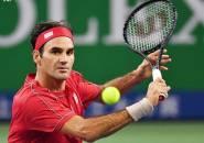 Roger Federer Tak Biarkan Albert Ramos Vinolas Tundukkan Dirinya Di Shanghai