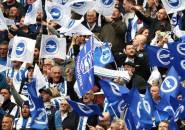 Terlibat Insiden Rasisme, Brighton Hukum Tiga Pendukungnya